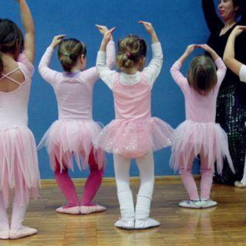 Bilder der Kindersportschule move Dance